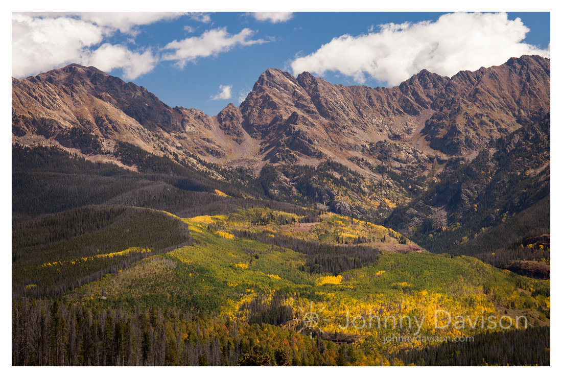 Mt. Powell, Eagles Nest Wilderness, White River National Forest, CO
