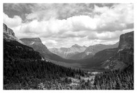 Saint Mary Valley, Glacier National Park, MT