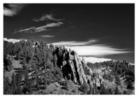 Bottom of Mount Sanitas, Boulder, CO