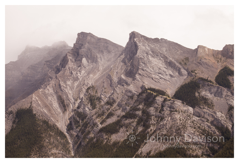 Mount Inglismaldie, Summer, Banff National Park, Alberta, Canada